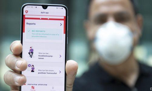 Masalah Privasi, Aplikasi Penelusuran Kontak Ditangguhkan