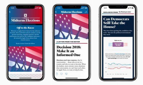 Algoritma Apple News Pilih Lebih Banyak Berita Selebritis