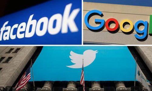 Gagal Hapus Posting, Thailand Tuntut Facebook, Google, dan Twitter