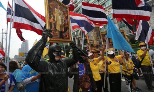 Thailand Pakai Kembali Undang-undang Kontroversial untuk Menghadang Protes