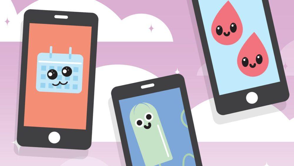 Aplikasi Menstruasi Menyimpan Informasi secara Berlebihan