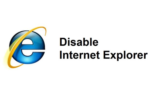 Internet Explorer akan Dinonaktifkan di Windows 11
